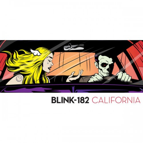 Blink 182 California review